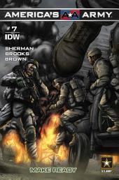 AmericaÕs Army #7 - Make Ready