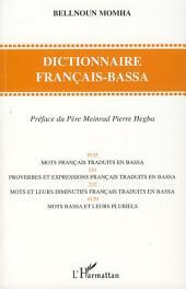 Dictionnaire français-bassa