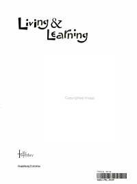 Living and learning PDF