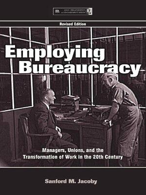 Employing Bureaucracy PDF