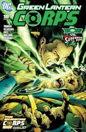 Green Lantern Corps (2006-) #18