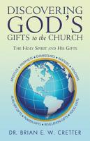Discovering God   S Gifts to the Church PDF