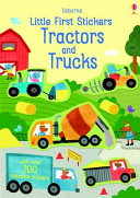 Little First Stickers  Tractors and Trucks PDF