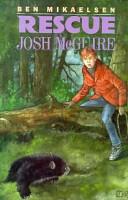 Rescue Josh McGuire Book