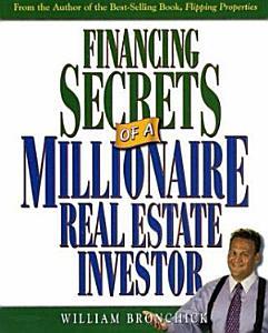 Financing Secrets of a Millionaire Real Estate Investor PDF