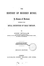 The History of Modern Music /