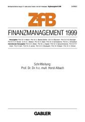Finanzmanagement 1999