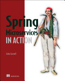 Spring Microservices In Action Book PDF