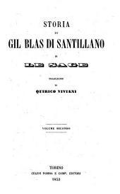 Storia di Gil Blas di Santillano di Le Sage: Volume 2