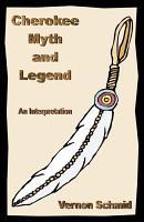 Cherokee Myth   Legend PDF