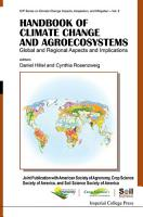 Handbook of Climate Change and Agroecosystems PDF