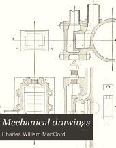 Mechanical drawings: Progressive exercises and practical hints, Volumes 1-2