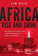 Africa Rise and Shine Book