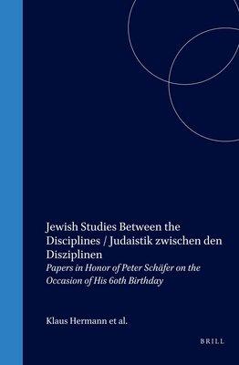 Jewish Studies Between the Disciplines PDF