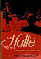 The Hall    1858 1983 PDF