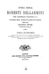 Opera omnia: Ex editione Veneta, pluribus tum additis tum correctis, Volume 12