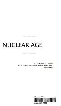 Arsenal  Understanding Weapons in the Nuclear Age PDF
