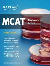 MCAT Biochemistry Review: Online + Book