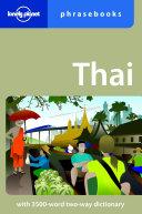 Thai Phrasebook 6th Edition