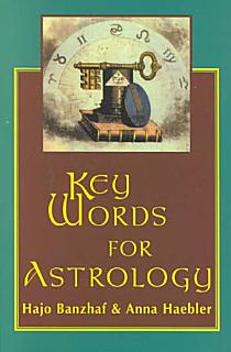 Key Words for Astrology Book