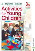 A Practical Guide to Activities for Young Children PDF