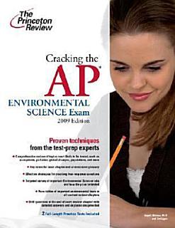 Cracking the AP Environmental Science Exam Book