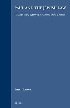 Paul and the Jewish Law PDF