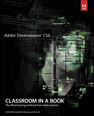 Adobe Dreamweaver CS6 Classroom in a Book PDF