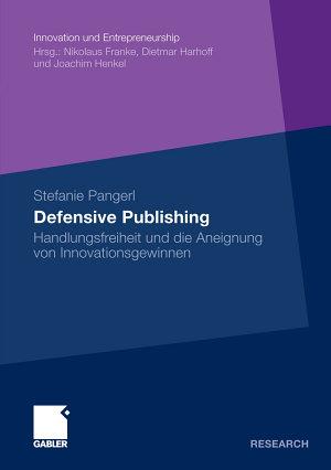 Defensive Publishing PDF