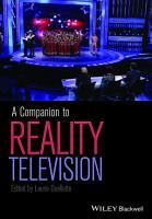 A Companion to Reality Television PDF