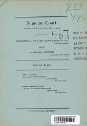 Supreme Court Case on Appeal