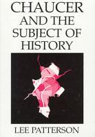 Chaucer and the Subject of History PDF