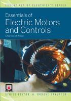 Essentials of Electric Motors and Controls PDF