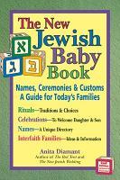 The New Jewish Baby Book PDF