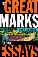 Get Great Marks for Your Essays PDF