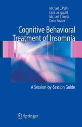 Cognitive Behavioral Treatment Of Insomnia Book PDF