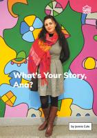 What s Your Story  Ana  PDF