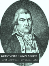 History of the Western Reserve: Volume 1