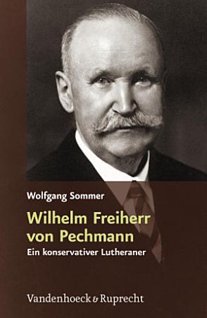 Wilhelm Freiherr von Pechmann PDF