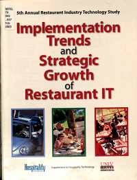 Annual Restaurant Industry Technology Study PDF
