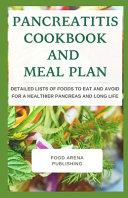 Pancreatitis Cookbook And Meal Plan