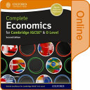 Complete Economics for Cambridge IGCSE and O Level PDF