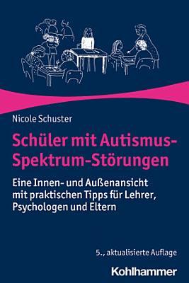 Sch  ler mit Autismus Spektrum St  rungen PDF