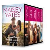 Maisey Yates Copper Ridge Series Books 1-3 Plus 2 Bonus Novellas: Shoulda Been a Cowboy\Part Time Cowboy\Brokedown Cowboy\Bad News Cowboy\A Copper Ridge Christmas
