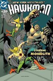 Hawkman (2002-) #33