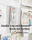 Studio Log and Record Book for Artists