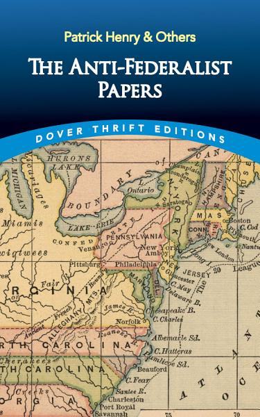 Download The Anti Federalist Papers Book