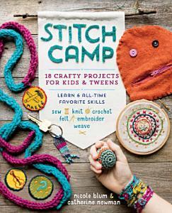 Stitch Camp Book