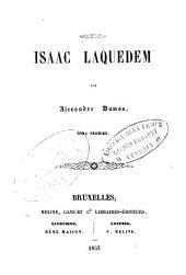 Isaac Laquedem: Volumes1à2