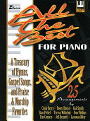 All the Best Songs for Piano PDF